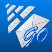 AltaMail Go inbox