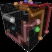 Flow Cube 3D