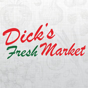 Dick`s Fresh Market mobile phone tool mpt