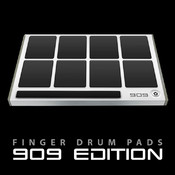 Finger Drum Pads 909