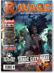Ravage Magazine US