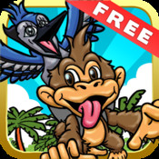 Angry Monkey & Birds Escape Free Game - Games by Jimm Apps