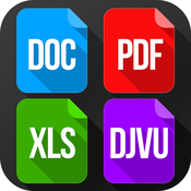 Reader PDF - PDF, Djvu, Office, Excel reader !