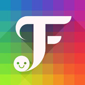 Fancy Fonts Keyboard - fancy your chatting with Special Fonts, Emoji Prediction and Colorful Themes on iOS 8