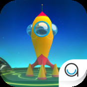 Who Flew The Rocket Story Book with Voice for Kids by Agnitus (Interactive 3D Nursery Rhyme)