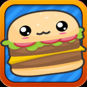 Hungry Hungry Cheeseburger Tap - A Crazy Fast Food Munch Game with Funny Hamburgers and Fun Fries (FREE) i can haz cheeseburger