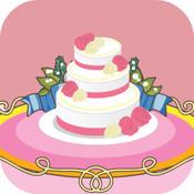 Mia`s Cooking Series Wedding Cake