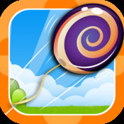 Flying Pop Candy - Crazy Sweet & Fun Family Style Game (Pro Version)