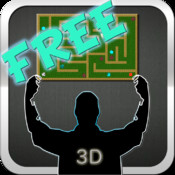 Real Maze -3D Augmented Reality Maze Game
