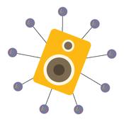 Sound Blastors: Tap to release sound volumes to speaker! sound