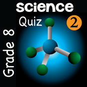 8th Grade Science Quiz # 2 : Practice Worksheets for home use and in school classrooms •3420 questions about
