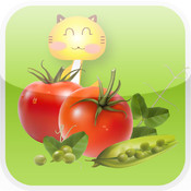 BabyLearnChinese-Fruits vegetables
