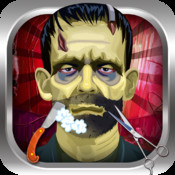 Spooky Shavers - Dracula, Frankenstein, The Mummy & Santa Edition