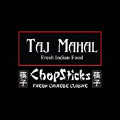 Chopsticks & Taj Mahal