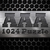 AAA 1024 Puzzle - cool math board game