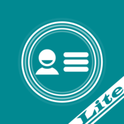 Business Card vault Lite business card builder