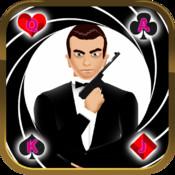 Spy Slots- A New Super Fun 3-Reel Casino Game of Espionage with Blackjack and a Mega Bonus Prize Wheel
