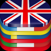 Flashcard Languages: Learn Vocabulary for Spanish, French, German, Italian, Russian and Swedish