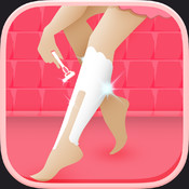 Little Princess Leg Shave Spa Doctor - nail makeover & foot hair salon girl games