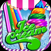 A Arctic Freezing Frosty Ice Cream Parlor - Frozen Treat Maker