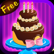 Cake Maker – Free hot Cooking Game for lovers of soups, pancakes, sandwiches, brownies, chocolates and ice creams!