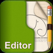 EleEditor - The Best Note Editor Ever! evernote