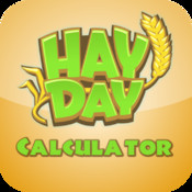 Storage Calculator for Hay Day