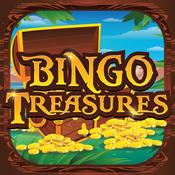 Bingo Treasures - Free Casino Game