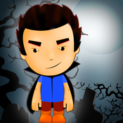 A Little Vampire Zombie Chase ULTRA - The Ghost Monster Run & Jump Game