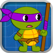 Teenage Mutant Ninja Jewels - Block Builder Pocket Edition teenage room theme
