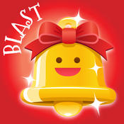 `A Christmas Holiday Blast Free - Swipe and match the Happy Snowing New Year Reindeer to win the puzzle games