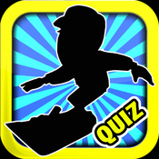 Quiz Game for Subway Suffers (Unofficial App) subway surfers