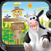Cow Sprint - The Running Cow Racing Game