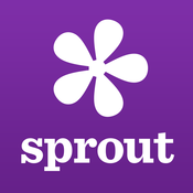 Fertility & Period Tracker • Sprout +