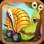 A Snail on Wheels Premium - Nitro Charged Speed Adventure