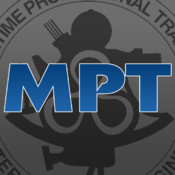 Maritime Professional Training HD mobile phone tool mpt