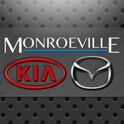 Monroeville Kia Mazda DealerApp mazda top