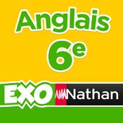 ExoNathan Anglais 6e : des exercices de révision et d'entraînement pour les élèves du collège