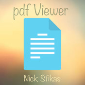 pdf Viewer contain pdf417