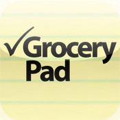 Grocery Pad