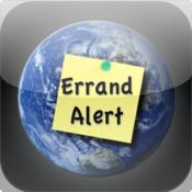 Errand Alert alert