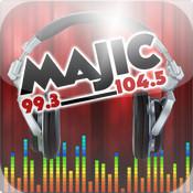 Majic 99.3 and 104.5