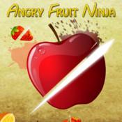 Angry Fruit Ninja