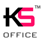 KS Office Supplies black office furniture