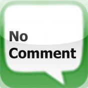 No Comment - Football comment