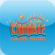 Canobie Lake Park Map