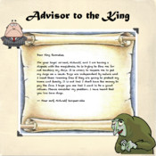 Advisor to the King HD