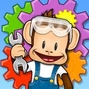 Monkey Preschool Fix-It