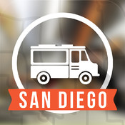 San Diego Food Truck Map san diego thai food