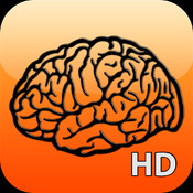 The Brain Trainer HD - Games for development of the brain: memory, perception, reaction and other intellectual abilities